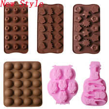 Chocolate Cake Cookie Jelly Candy Muffin Baking Bakeware Mold Mould Cube Tray