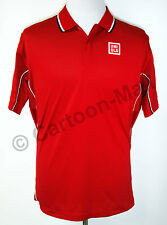 UNIQLO Novak Djokovic Polo Shirt US Open 2014 (Red)