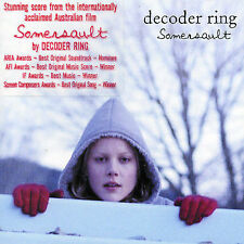 Somersault [Original Motion Picture Soundtrack] by Decoder Ring (CD, Aug-2004...