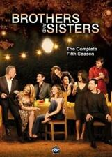 BROTHERS AND SISTERS COMPLETE FIFTH SEASON DVD BOX SET FIVE 5 NEW/SEALED
