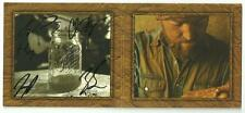 THE ZAC BROWN BAND CD Cover SIGNED By All 5 Band Members in 2008 Autographed!