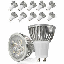 10Pcs 12W GU10 led bulb 4X3W CREE Spotlight Home lamp Ceiling indoor white light