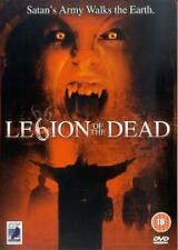 Legion Of The Dead (DVD, 2003) (michael carr russell friedenberg) (vgc)