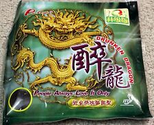 Palio Drunken Dragon Pips-In Table Tennis Rubber/Sponge, Attack/Loop-Drive, OZ