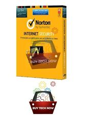 Norton Internet Security 2017 - 1 User, 1 PC, 1 Year (Windows)