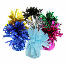 7 Color Single Foil Balloon Weights Wedding Birthday Engagement Party Decoration
