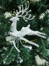 Christmas Tree Ornament Deer Chital Hanging Xmas Home Baubles Party Decoration