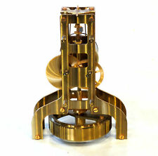JAEGER LE COULTRE ATMOS CLOCK ORIGINAL 528 COMPLETE MOVEMENT FRAME WITH PARTS