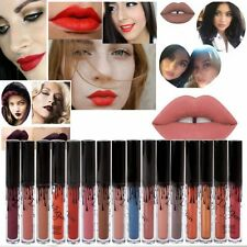 Matte Lip Liquid Makeup Lipstick Pencil Lip Gloss Beauty Waterproof Long Lasting