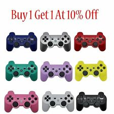 Wireless Joystick Game Controller For PS3 Bluetooth Game Consoles For PS3 Shock