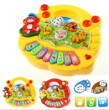 New Baby Music Musical Developmental Animal Farm Piano  Educational Toy Gift