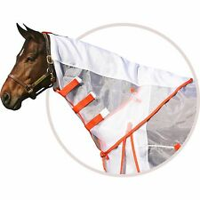 Ripstop Nylon Mesh Fly Neck Cover by Dura-Tech® -M, L or XL- Various Trim Colors