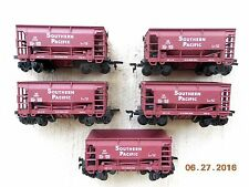 HO FIVE SOUTHERN PACIFIC MATCHING ORE CARS