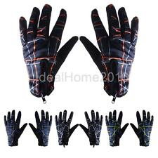 Full Finger Gloves MTB Road Bike Bicycle Cycling Touch Screen Sports Mittens