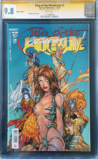 Tales of the Witchblade #1 German Edition CGC SS 9.8 Plus!