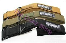 Military Police Tactical / Urban replica Blackhawk Adjustable Web Belt L - XL