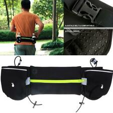 Running Jogging Gym Cycling Water Bottle Holder Waist Belt Bum Bag