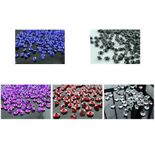 2000Pcs Crystal Acrylic Wedding Party Decor Scatter Table Confetti 4.5MM