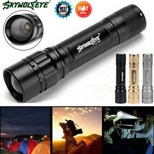 5000 Lumens Super Bright 3 Modes CREE XML XPE LED 18650 Flashlight Torch Lamp US