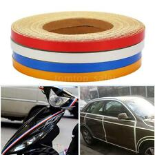 Car DIY Reflective Tape Strip Decoration Adhesive Sticker for Motorcycle J8Z9