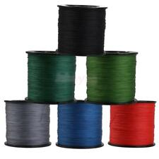 300M 4 Strand 100% PE Braided Strong Sea Fishing Line Spool 22LB / 30LB / 50LB