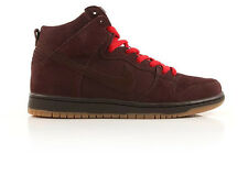 NIKE DUNK HIGH PRO SB BUDWEISER SIZE  5.5 6 38.5 39 RARE BROWN CHOCOLATE MID