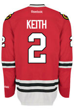 Duncan Keith Chicago Blackhawks NHL Home Reebok Premier Hockey Jersey