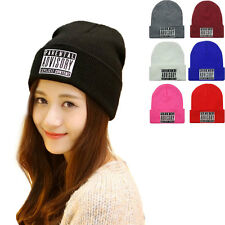 Women's Men's Unisex Warm Winter Knit cap Hip-hop Hats