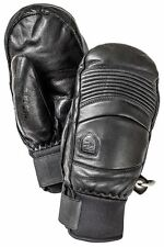 Hestra Leather Fall Line Mitts 2017 Black
