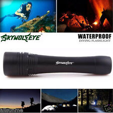 Powerful 60M Waterproof 6000Lm CREE LED Underwater Diving Flashlight Torch Light