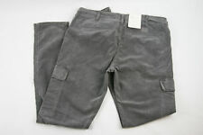 """AG Adriano Goldschmied """"The Slim Cargo"""" Skinny Straight Pant, Sulfur Fume/Gray"""