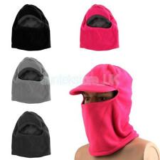 Winter Ski Motorcycle Cover Hat Thermal Velvet Balaclava Full Face Mask Cap