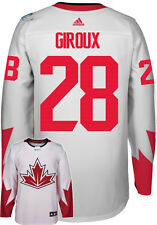 Claude Giroux Team Canada World Cup Of Hockey Adidas Premier Away Jersey