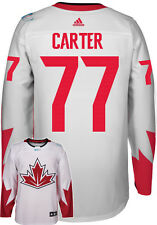 Jeff Carter Team Canada World Cup Of Hockey Adidas Premier Away Jersey