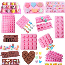 Xmas Silicone Chocolate Mold Cake Candy Cookie Mould Pastry Baking Pan Tool DIY