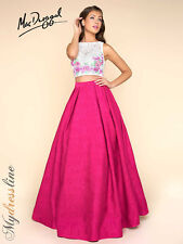 Mac Duggal 40649H Long Evening Dress ~LOWEST PRICE GUARANTEE~ NEW Authentic Gown