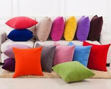 Wholesale 400TC Ultra Soft 4PC Pillow Shams Solid 100% Cotton All Sizes & Colors
