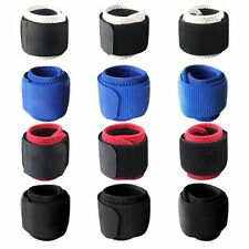 Bodybuilding Gym Straps Bracers Support Protector Wrist Weight Lifting Training