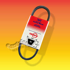 """3L470 Premium 3/8 X 47"""" V Belt,Polyester Cord Heat and Oil Resistant"""