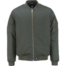 Dickies Taylorsville Mens Jacket - Dark Olive All Sizes
