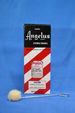 Leather Dye Angelus 3oz- 5 Colors, with Applicator! NEW