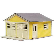 Atlas 740 HO Kate's Colonial Garage Wooden Kit (2)