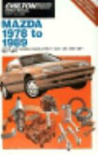 Mazda 1978-89 Repair and Tune-Up Guide by Chilton Automotive Editorial Staff...
