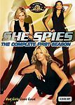 SHE SPIES COMPLETE FIRST SEASON DVD BOX SET ONE 1 NEW/SEALED