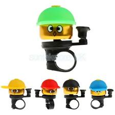 Kids Child Loud Clear Ring Bell Cycling Bicycle Road Bike Handlebar Horn Alarm