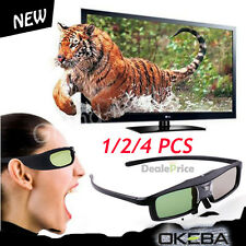 Active shutter 3D glasses For for DLP-LINK 3D Ready Projector