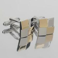 Fashion Mens Square Shirt Cufflinks Wedding Party Jewelry Accessories