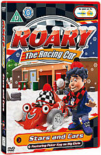 Roary The Racing Car - Stars And Cars (DVD, 2009)