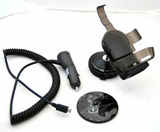 NEW Official HTC EVO 4G Cell Phone Car Upgrade Kit Dock Mount PLUS Car Charger