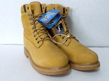 MENS CHIPPEWA WORK BOOTS NEW JUSTIN 10 Wide THINSULATE #24952  WATERPROOF